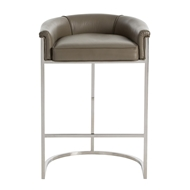 Arteriors Home Calvin Bar Stool 2820 - Leather