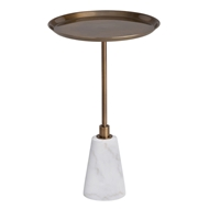 Arteriors Home Celeste Accent Table 9005 - Brass