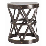 Arteriors Home Costello Side Table 6777 - Iron