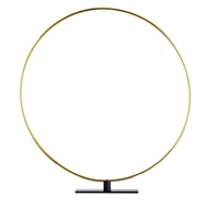 Arteriors Home Gregory Large Ring Sculpture 4143 Yellow - Brass