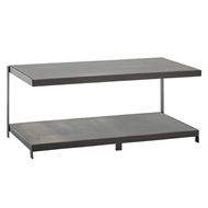 Arteriors Home Hattie Cocktail Table 4258 - Iron