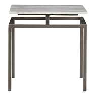 Arteriors Home Indigo Side Table 6163 - Iron