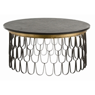 Arteriors Home Orleans Cocktail Table 4083 - Iron