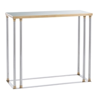 Arteriors Home Pax Console Table DS2002 - Steel