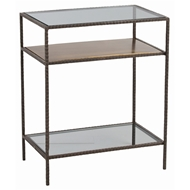 Arteriors Home Sinclair Side Table 6650 - Iron