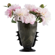 Arteriors Home Tarth Vase 7737 Black - Glass