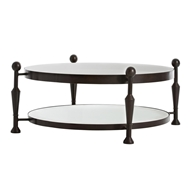 Arteriors Home Thebes Cocktail Table DD2081 in Brown-Iron