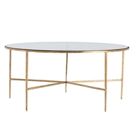 Arteriors Home Winchester Round Cocktail Table 4013 - Iron