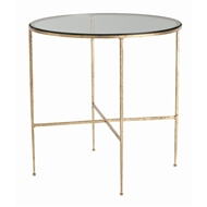 Arteriors Home Winchester Side Table 6754 - Iron