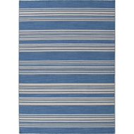 Jaipur Amistad Rug From Pura Vida Collection PV01 - Blue/Ivory