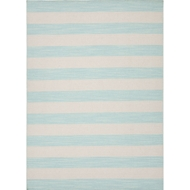 Jaipur Dias Rug From Pura Vida Collection PV39 - Blue/Ivory