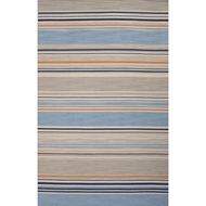 Jaipur Amistad Rug From Pura Vida Collection PV61 - Blue/Orange