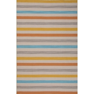 Jaipur Bosque Rug From Pura Vida Collection PV70 - Yellow/Blue