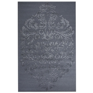 Jaipur Abalones Rug From Crossley Collection CRO02 - Blue