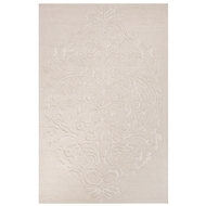 Jaipur Abalones Rug From Crossley Collection CRO01 - Ivory/White