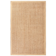 Jaipur Adesina Rug From Naturals Lucia Collection NAL05 - Taupe/Tan