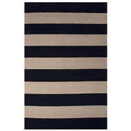 Jaipur Anchor Rug From Coastal Dunes Collection COD01 - Blue/Ivory