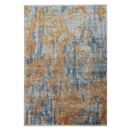 Jaipur Anouka Rug From Denisli Collection DEN01 - Blue/Yellow