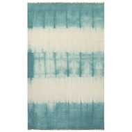 Jaipur Asgar Rug From Agua Collection AGA06 - Blue/Ivory