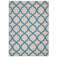 Jaipur Aster Rug From Maroc Collection MR55 - Ivory/Blue