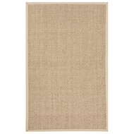 Jaipur Basket Rug From Basket Weave Collection BAS01 - Ivory/Taupe