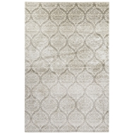 Jaipur Brooks Rug From Aston Collection ATO01 - Ivory/Gray