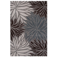 Jaipur Burst Rug From Mystique Collection MYS01 - Gray
