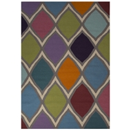 Jaipur Candyleaf Rug From Astoria Collection AST02 - Multi-Colored