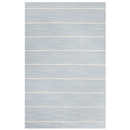 Jaipur Cape Cod Rug From Coastal Shores Collection COH16 - Blue/Ivory