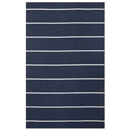 Jaipur Cape Cod Rug From Coastal Shores Collection COH19 - Blue/Ivory