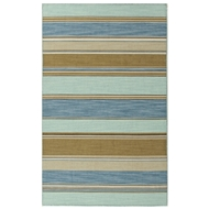 Jaipur Captiva Rug From Coastal Shores Collection COH06 - Blue/Taupe