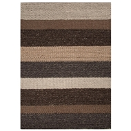 Jaipur Casco Rug From Shelton By Rug Republic Collection SHL01 - Brown/Gray