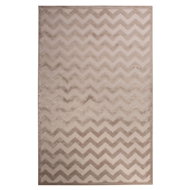 Jaipur Chevs Rug From Fables Collection FB104 - Ivory/Beige