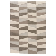 Jaipur Costello Rug From Fusion Collection FN47 - Neutral/Brown