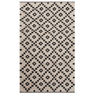 Jaipur Croix Rug From Scandinavia Nordic Collection SCN01 - Ivory/Black