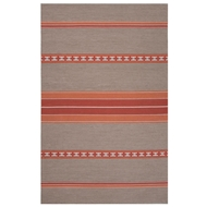 Jaipur Cuzco Rug From Traditions Made Modern Cotton Flat Weave Collection MCF04 - Gray