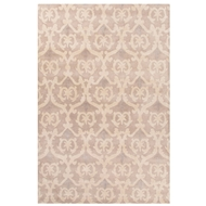 Jaipur Delirium Rug From Timeless by Jennifer Adams JAT25 - Gray/Ivory