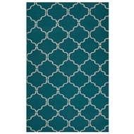 Jaipur Delphine Rug From Maroc Collection MR128 - Blue/Ivory