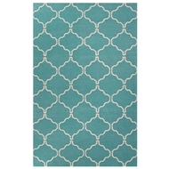 Jaipur Delphine Rug From Maroc Collection MR82 - Blue/Ivory