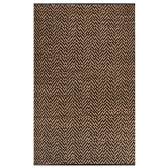 Jaipur Eos Rug From Subra By Nikki Chu Collection SNK11 - Black/Natural