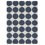 Jaipur Ghita Rug From Maroc Collection MR08 - Blue/Ivory
