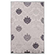 Jaipur Glamourous Rug From Fables Collection FB81 - Ivory/Gray