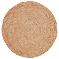 Jaipur Halo Rug from Spiral Collection SPI01 - Neutral/Ivory