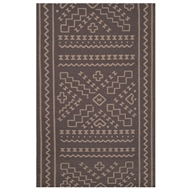 Jaipur Isa Rug From Traditions Made Modern Flat Weave Collection MMF14 - Gray