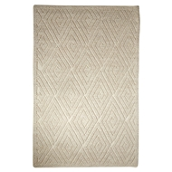 Jaipur Kohinoor Rug From Scandinavia Dula Collection SCD23 - Ivory/White