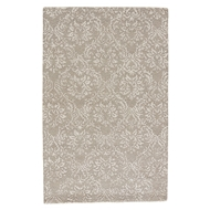 Jaipur Lana Rug From Crossley Collection CRO03 - Gray/Neutral