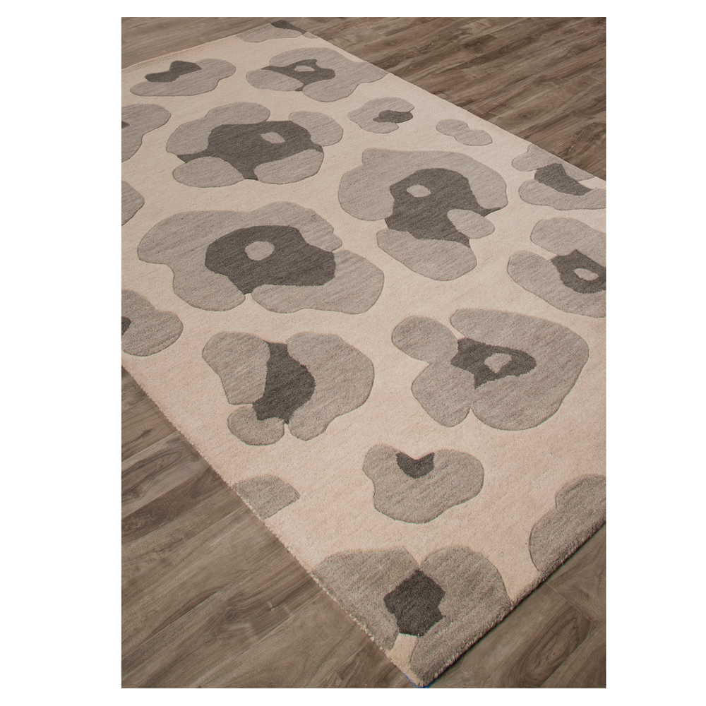 Jaipur leopard rug national geographic home collection ngt03 for Home decor jaipur