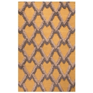 Jaipur Loras Rug From National Geographic Home Collection NFP06 - Yellow/Gold