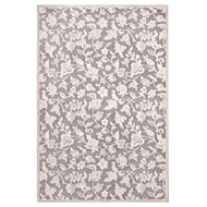 Jaipur Lucie Rug From Fables Collection FB54 - Gray/Ivory