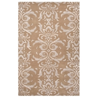 Jaipur Lux Rug From Timeless By Jennifer Adams JAT09 - Tan/Gray